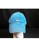 Nike Cap Hat Blue One Size Baseball Cap Hat - $14.80
