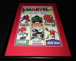 Marvel Tales #1 Framed 12x18 Cover Photo Poster Display Official RP Spid... - $46.39