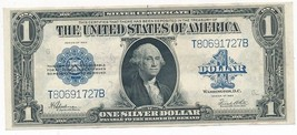 1923 ONE DOLLAR $1 SILVER CERTIFICATE-VERY LIGHTLY CIRCULATED-FREE SHIP!... - $84.95
