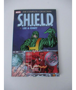 SHIELD Stan lee Kirby Complete Collection New Graphic novel High Grade C... - $28.45