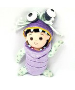 "Disney Parks Exclusive Monsters Inc Plush 10"" Boo In Costume Soft Doll Sewn Eyes - $18.49"