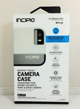 Incipio Focal Bluetooth Low Energy  Camera Case for iPhone 5/5s - White - $8.90