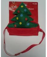 Christmas tree Pet Headband New Christmas holiday dog cat costume clothing - $5.00