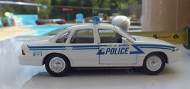 Road Champs 1997 City of Branson Police Ford Crown Victoria Die Cast Car 1/43 - $11.99