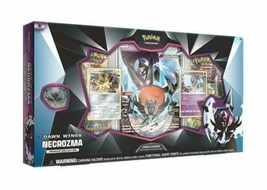 DAWN WINGS NECROZMA Premium Collection Box POKEMON TCG Cards Sun & Moon ... - $29.99