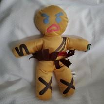 "Shrek Forever After Gingy Gingerbread Man Warrior Plush 15"" - $68.30"