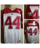Oklahoma Sooners Jersey Brian Bosworth # 44 Collegiate NCAA Football Col... - $81.37