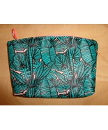 IPSY MAKEUP BAG LEAVE PRINT BRAND NEW - £2.29 GBP