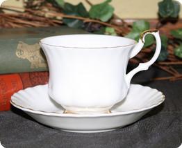 Royal Albert Val D' Or Val Dor TEA CUP & SAUCER Brand New - $65.00