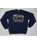 Puritan American  Outdoors Sz S  34-36  Black Sweatshirt   NWOT - $12.99