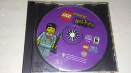 LEGO Creator Harry Potter PC CD-ROM 2001 for Windows 98/2000/Me French Version - $28.98