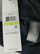 Nuevo Calvin Klein Mujer Mono Mono Pantalones Top CD9D11MT Azul Marino 4 Msrp image 7