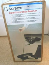 Vintage 1987 Man Care Collection Norelco Floor Stand Shoe Polisher #DD1 ... - $49.47