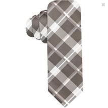 ALFANI Men's Stevie Reversible Skinny Tie Necktie  MSRP $49.50 - $16.34
