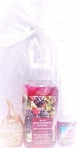 Bath and Body Works Wild Blackberry & Basil Hand Soap, PocketBac, Glitte... - $18.27