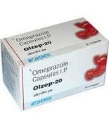 OTC Omeprazol 20 Gas Acidity reducer Caps - 200 Caps in a box. Expiry Ja... - $13.99