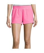 Xersion Quick-Dri Woven Knit Back Shorts Size S, L Msrp $26.00 Pink - $12.99