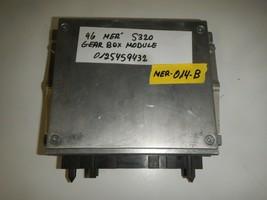 1996 MERCEDES S320 GEAR BOX  MODULE  0125459432  (MER-014-B) - $19.75