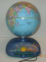 Leapfrog Explorer Interactive Globe 40002 Eureka Challenge Quantum Leap - $46.75