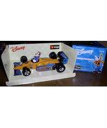 Disney Goofy Die Cast Metal Die Cast Italy race car - $49.99