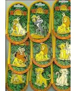 Disney Lion King  Key Chains set of 8 rare - $60.19