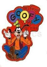 Disney Goofy My First never sold Pin/pins - $72.55