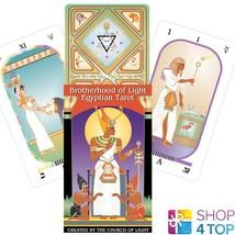 BROTHERHOOD OF LIGHT EGYPTIAN TAROT DECK CARDS ESOTERIC TELLING NEW - $27.51
