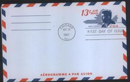 13 cents John F. Kennedy Air Letter First Day Cover  - $1.99