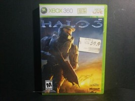 Halo 3 (Microsoft Xbox 360, 2007) Bungie Game Mature Audience - $7.91