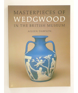 Masterpieces Wedgwood British Museum Dawson book china pottery collecting - $14.00