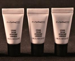 MAC Strobe Cream Sample Size Tubes - Lot of 3 - $11.98