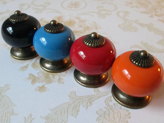 colorful kitchen cabinet knobs green dresser knobs drawer knob pulls handles kitchen 13705