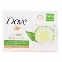 Soap Set Go Fresh Dove (2 pcs) - $22.28