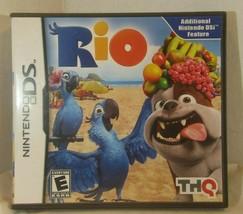 RIO BLUE BIRDS COMIC MISCHIEF, Good Nintendo DS,nintendo_ds Video Games - $9.90