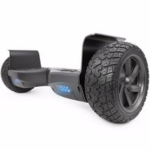 "Black Heavy Duty Metal Off Road Bluetooth Hoverboard 8.5"" Scooter - $299.00"
