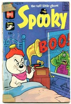 SPOOKY #107 1969-HARVEY COMICS-CASPER FRIENDLY GHOST G - $18.62
