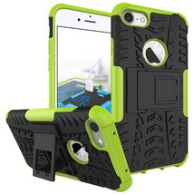 iPhone 7 4.7 Inch Case,XYX [Green] [Kickstand][Shock Absorption] Dazzle ... - $3.95
