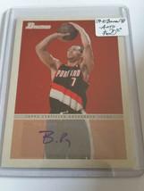 2009-10 Bowman 48 Autographs #48ABRO Brandon Roy : Portland Trail Blazers - $13.30