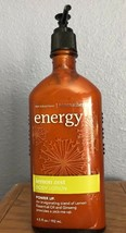 Bath & Body Works Aromatherapy Energy Lemon Zest Body Lotion 6.5 oz. New - $27.08