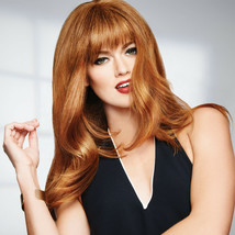 HUMAN HAIR BANG by Raquel Welch, **ALL COLORS!** Monofilament base, NEW! - $252.88