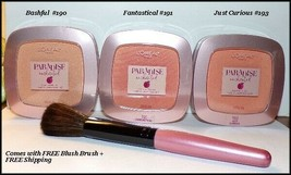 NEW & SEALED L'Oreal Paradise Enchanted Scented Blush ~ Various Shades  - $8.25