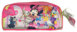 Minnie Mouse Puzzle Pouch Lot of 3 Daisy Duck Cat Dog Girls Gift 24 pcs ... - $14.99