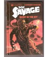 Doc Savage  SECRET IN THE SKY  pic cov  Ex++ 1ST ED. - $22.28