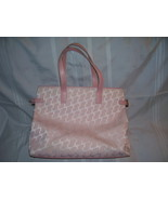 Large Lancel pink Handbag - $60.00