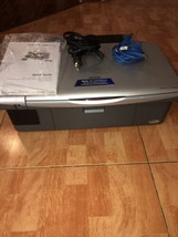 Epson Stylus CX6000 - multifunction color printer with Manual - $180.00