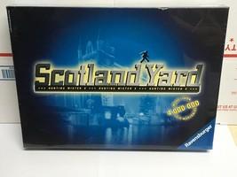 Ravensburger Scotland Yard Hunting Mister X Board Game Sealed *dented* - $27.99