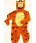 Disney Store Winnie Pooh Tigre Peluche Halloween Costume Combinaison XXS... - $19.60