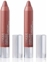 Clinique Chubby Stick Moisturizing Lip Color Balm Whole Lotta Honey - FS... - $26.50