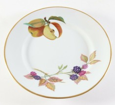 1961 Royal Worcester EVESHAM GOLD England Porcelain Small Dessert Bread ... - $11.69