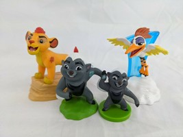 Disney Lion Guard King Figure Lot of 4 Just Play - $9.95